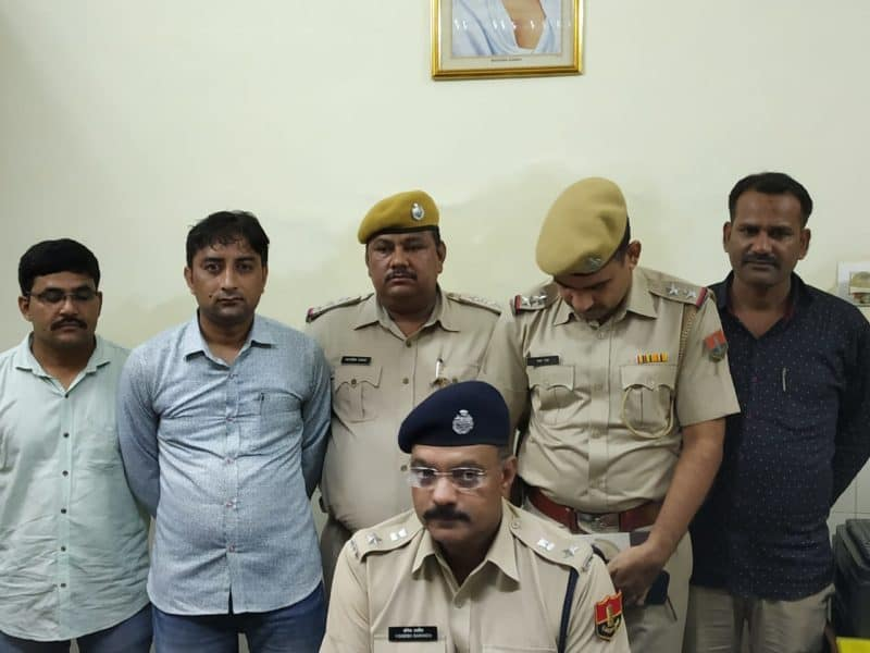 Unknowing the online case, Tonk Superintendent of Police Yogesh Dadhich