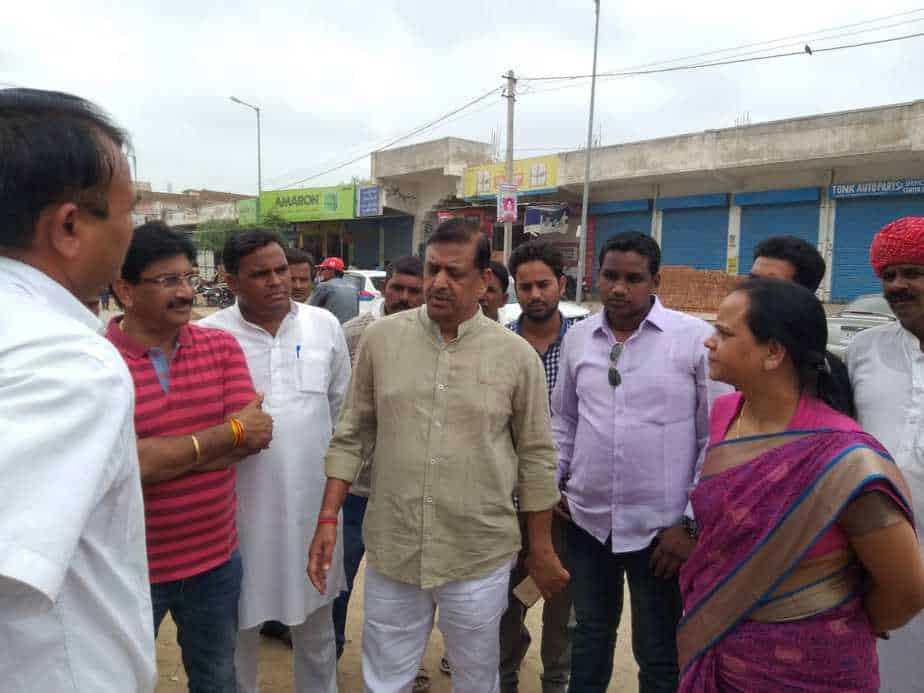 Chief Minister of Rajasthan Gaurav Yatra to be completed before the arrival of the work- Ajit Singh Mehta
