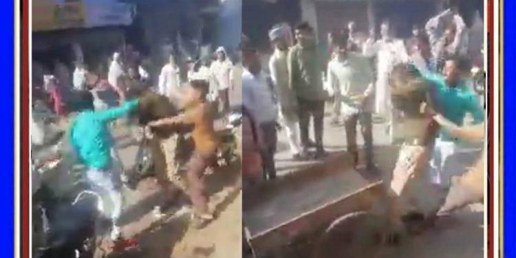 Haryana PolicemanVideo social media