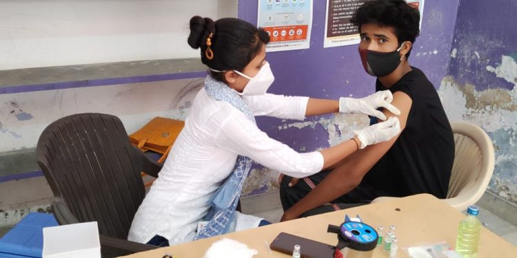 Mohlla vaccinational camp