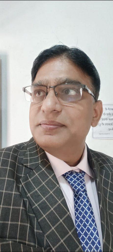डॉ. लियाकत अली मंसूरी