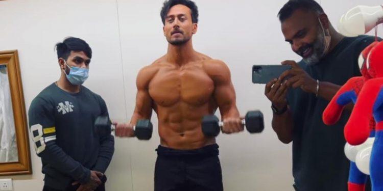 Tiger Shroff begins shooting for 'Heropanti 2', shares video on Instagram